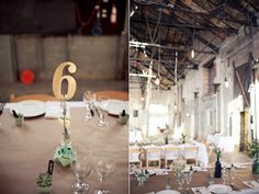 Industrial New York Wedding/Ruffled