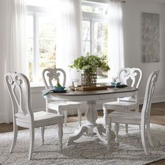 Formal Dinning Room, Dining Room Sets, Dining Room Table, Kitchen Chairs, Solid Wood Dining Chairs, Round Dining Table, Wood Chairs, Round Tables, Oval Table