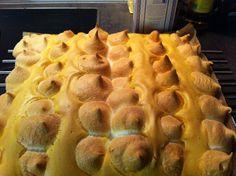 Kardinalschnitte - Bine kocht! Waffles, Rolls, Pie, Baking, Breakfast, Desserts, Food, Vintage, Dessert Ideas