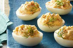 Los mejores huevos a la diabla receta