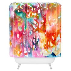 Stephanie Corfee Corfee Fast and Loose Shower Curtain by DENY Designs (71