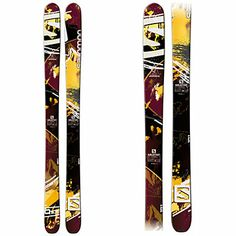 Salomon Quest-105 Skis 2014