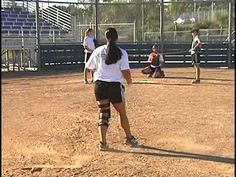 Softball Pitching Secrets - The Rope Drill for Rise Ball