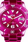 Ice-Watch Unisex Ice-Alu Pink Watch You have to hand it to Ice-Watch they know how to manufacture and design timeless watches. This Ice-Alu Watch AL.PK.U.A.12 epitomises the Ice-Watch ethos creating functional well designed and great va http://www.comparestoreprices.co.uk/watches/ice-watch-unisex-ice-alu-pink-watch.asp