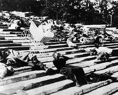 Film/The Battleship Potemkin - Television Tropes & Idioms - I saw in a restored cinema from the turn of the century, while pianist from the local symphony who had been working on Prokofiev provided the soundtrack.