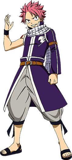 Natsu Dragneel, Fairy Tail