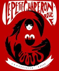 Little Red Riding Hood - Le petit Chaperon Rouge