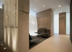 Interiores de Escritório de Advocacia por Chiavola + Sanfilippo Arquitetos
