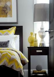 Spare Bedroom color scheme fyi  JC Penny has a similar color grouping going on in their new line.  Our store has a wall painted with chevron with grey, yellow, white.