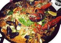 Paella Panamanian Style. Foodsapor.com - Food Sapor - Recipes and cooking confidence for home cooks everywhere