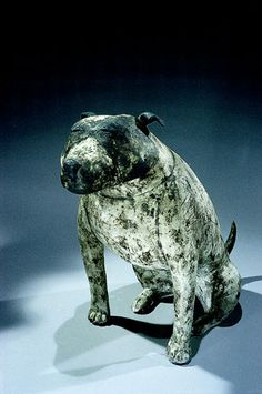 A New Breed: Sculptural representations of the canine form ...