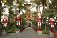 Looking for some festive holiday fun in SoCal? Take a look at these 10 enchanting activities that will make the season bright. Christmas Travel, Rustic Christmas, Holiday Fun, Christmas Time, Christmas Ornaments, Holiday Decor, Mission Inn Christmas, Antique Christmas, Christmas Vacation