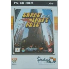 Grand Theft Auto for PC from Sold Out Software