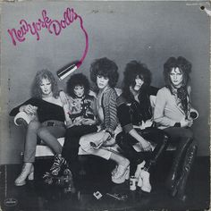 New York Dolls (vistos en New York)
