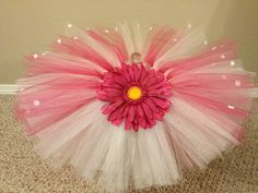 use GS Daisy colors to make a Daisy Tutu. Wear to cookie booths (over clothes)