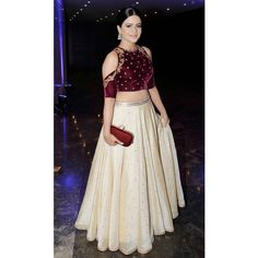 Take Look To A New Level As You Wear This Lehenga Choli . Designed With Absolute Perfection, This Art Silk Lehenga Choli Will Keep You At Ease. This Cream Party Wear Lehenga Choli Looks Extre. Lehnga Dress, Lehenga Blouse, Silk Lehenga, Black Lehenga, Silk Anarkali Suits, Anarkali Lehenga, White Saree, Patiala Salwar, Georgette Sarees