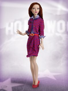Crisis Calm - Outfit only - #pinned from our Deja 2014 Mainline Release $89.99 - full length photo. #dollchat ^kv