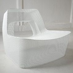 'Is this the coolest chair ever made' by Charlie Davidson  This is what the designer called his chair :)