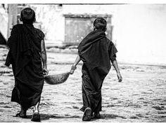Die 4 Arten von wahren Freunden nach Buddha