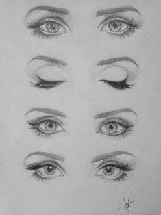 Healthy Hair 763149099342247220 - Lana Del Rey # Kunst – Source by Girl Drawing Sketches, Drawing Eyes, Art Drawings Sketches Simple, Pencil Art Drawings, Easy Drawings, Painting & Drawing, Realistic Eye Drawing, Modern Drawing, Colorful Drawings