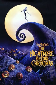 The Nightmare Before Christmas, 1993.