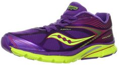 "Saucony Women's Kinvara 4 Running Shoes Reviews: ""Just the right amount of cushioning, good cooling so they don't get too hot in the summer and just an overall great feel."" http://www.topwomensrunningshoes.com/saucony-womens-kinvara-4-running-shoes-reviews #TopRunningShoes"