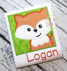 Fox Box: fabrics may vary from those shown