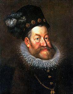 Hans von Aachen: Kaiser Rudolph II. (1552-1612). Um 1600/1603.