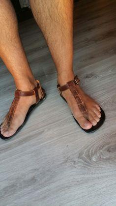 My sandals