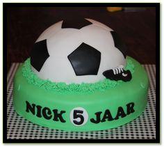 Voetbal & Taart