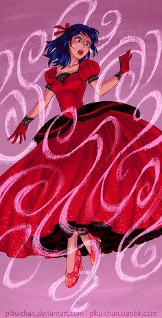 Marinette - Cinderella AU