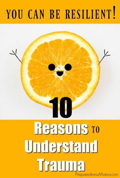 10 reasons why understanding trauma can make your family more resilient | PreparednessMama