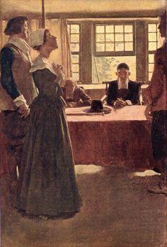 Salem witch trials on Pinterest