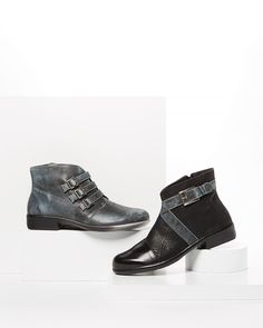 You can't help but fall for these Fall booties from Naot. The Calima and Boreas; now available at Simons Shoes . . . . . #boots #booties #shoes #shopping #style #photography #whattowear #sotd @naotfootwear #fallboots #fallfashion #fall2016 #israelitashion #brookline #boston #instashoes