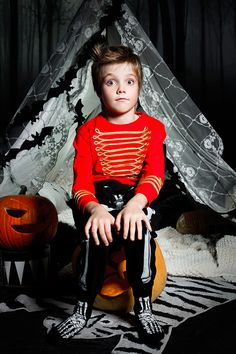 ALALOSHA: VOGUE ENFANTS: Halloween Inspired Collection by H&M for kids