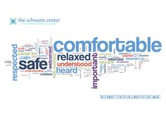In 2013 and 2014, the Schwartz Center conducted a series of consumer focus groups to learn how patients think about compassionate care, what language they use, and what aspects of compassionate care are most important to them. The focus groups consisted of men and women of various ages, and all of the groups were …