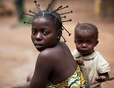 Have Fun With Braids Some Of The Best African Hairstyles All About Africa, Out Of Africa, Beautiful Children, Beautiful People, African Braids Hairstyles Pictures, Rd Congo, Africa People, Man Of War, Congo Kinshasa