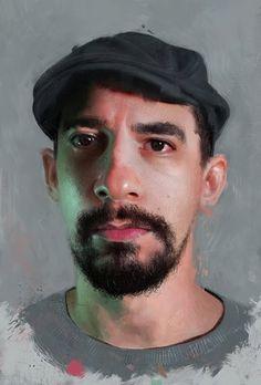 Self Portrait, Jeronimo Gomez on ArtStation at http://www.artstation.com/artwork/self-portrait-5999d006-cb04-4ddb-bfe7-2dc043f9d38a