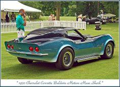 1970 Corvette Maco Shark | Flickr - Photo Sharing!