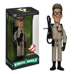 Ghostbusters Dr. Egon Spengler Vinyl Idolz Figure