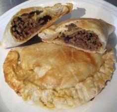 Meat Pastry (Empanadas de Carne)