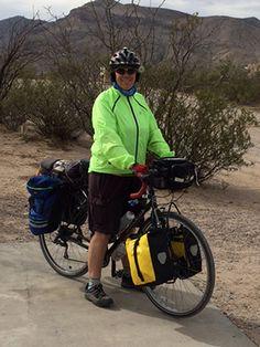 A Desert Escape in New Mexico — Bike Overnights