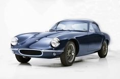 1960 Lotus Elite - follow us & you follow your dreams http://1world1vision.organogold.com