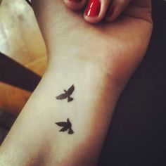 Maddie's tattoo