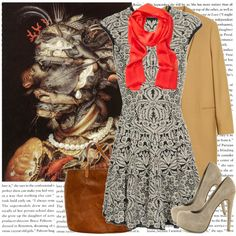 art inspired outfits