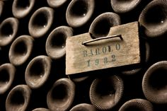 darkerangels:  Saving a fine bottle of Barolo for Christmas dinner