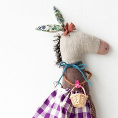 *Apolline  donkey
