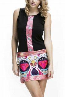 Culito from Spain Chula, Mini Skirts, Fashion, Eyes, Clothing, Moda, Fashion Styles, Mini Skirt, Fashion Illustrations