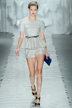Jason Wu Spring 2012 Ready-to-Wear Collection Photos - Vogue