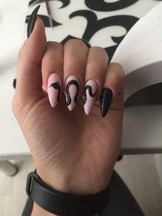 Edgy Nails, Grunge Nails, Fancy Nails, Stylish Nails, Swag Nails, Acylic Nails, Gothic Nails, Fire Nails, Minimalist Nails